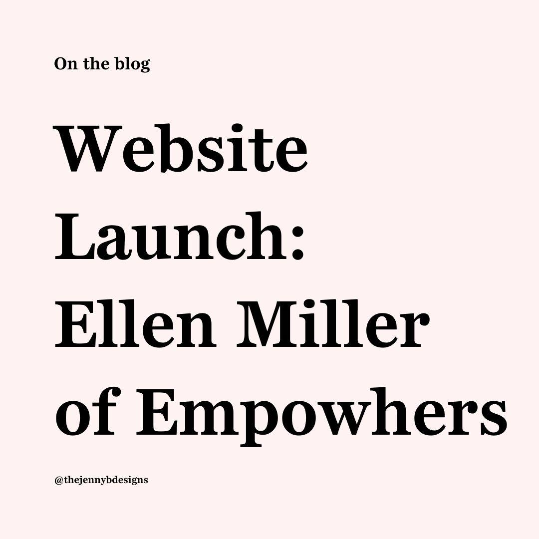 Ellen Miller of Empowhers